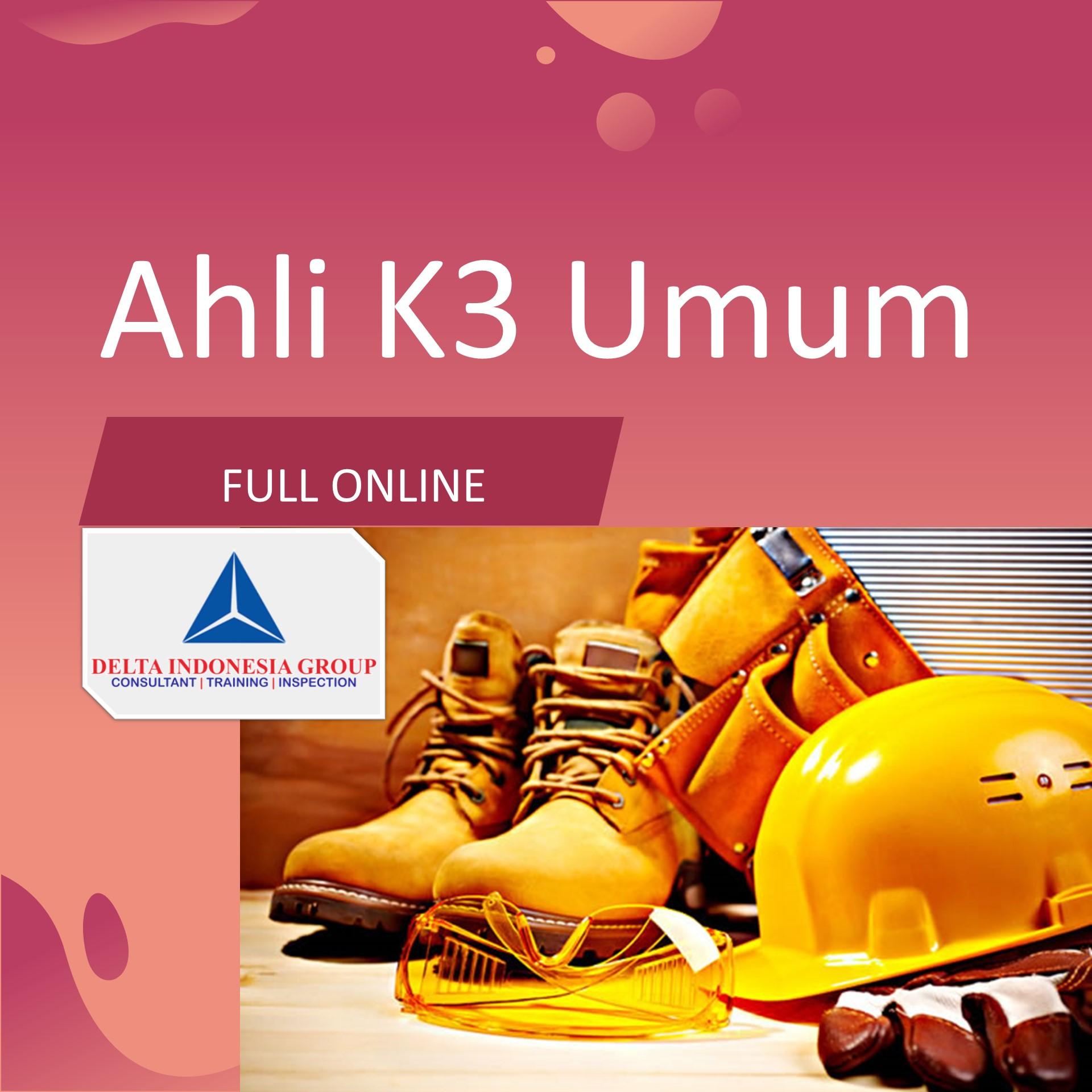AHLI K3 UMUM (REGULAR)