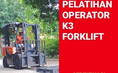 OPERATOR K3 FORKLIFT
